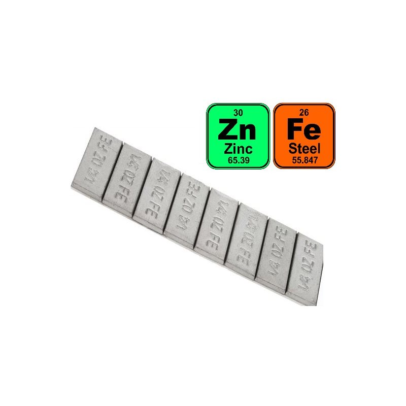 Lead Free Adhesive Wheel Weights