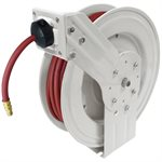AIR HOSE REEL WITH 3/8 X 50