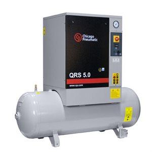 CP QRS COMP.- 5 HP 3/60/230