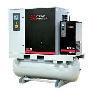 CP QRS COMP.- 20 HP 3/60/230