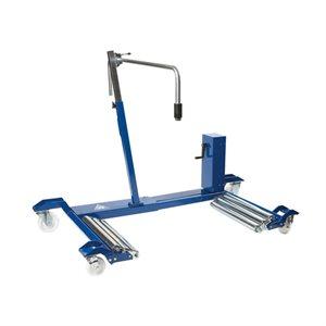 AC Hydraulic Agricultural Mechanical Wheel Trolley 1.5 Ton