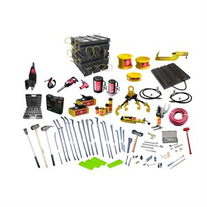 LARGE OTR TOOL TRUCK PACKAGE