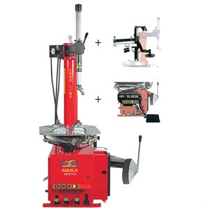 AS914TI-2SP Swing Arm Tire Changer With RPX Helper Arm & LIFT