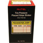 PLACARD VALUE STICKERS