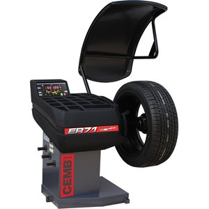 ER71 Cemb Laser Digital Wheel Balancer