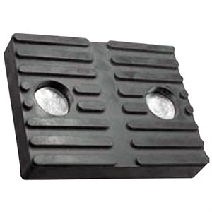 MOLDED RUBBER PAD -4 PK