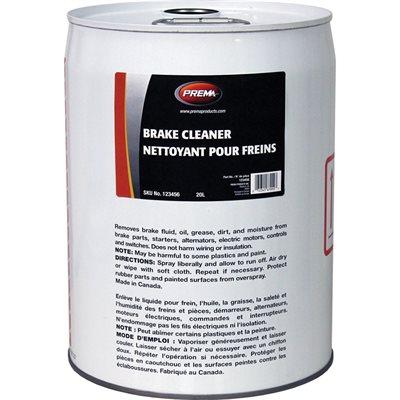 PREMA BRAKE CLEANER18.9L